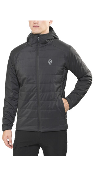Black Diamond First Light Hoody Men Smoke